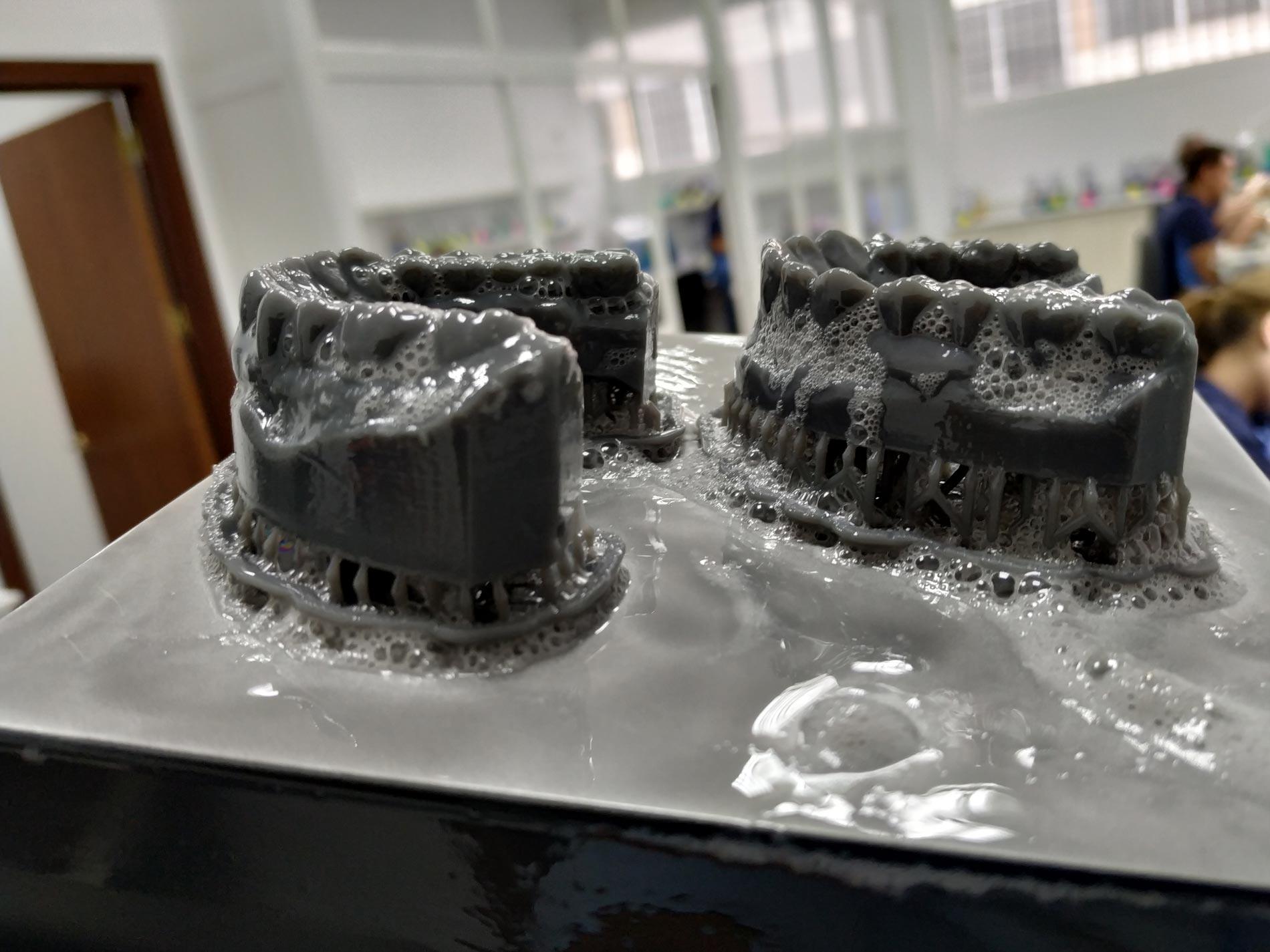 diseño y fabricación de prótesis con CAD CAM